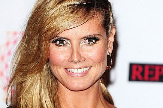 Heidi Klum too scared to have plastic surgery to hide aging