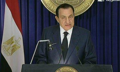 Egypt sentences anti-Mubarak activists for three years