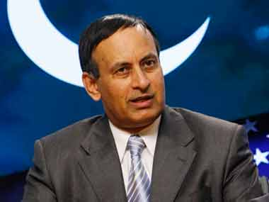 US law enforcers should be mindful of global realities: Haqqani