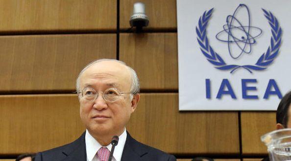 IAEA experts visit Iranian Arak reactor