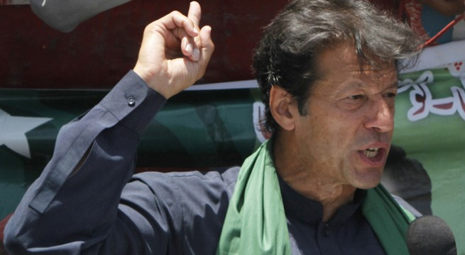 I am opposed to India, US policies, says Imran Khan