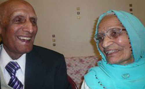 Indian-origin couple becomes UK's `oldest married couple`