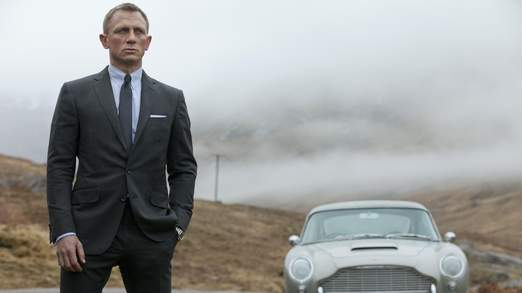 James Bond 'would be impotent' due to booze