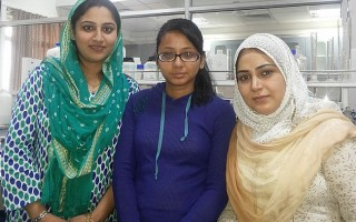 Jamia: The brave new face of Muslim girls