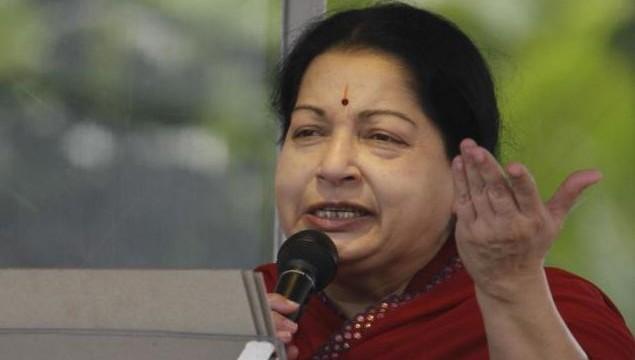 Police given free hand: Jayalalithaa