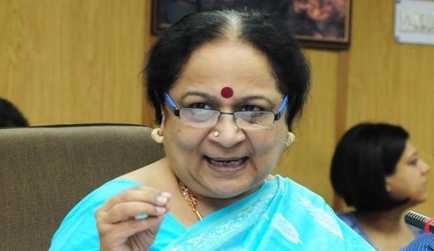 Environment minister Jayanthi Natarajan quits
