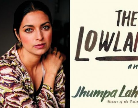 "Jhumpa Lahiri's ""The Lowl! and"" among Time's top 10"