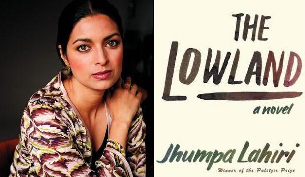 """Jhumpa Lahiri's """"The Lowl! and"""" among Time's top 10"""