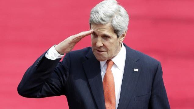 Kerry likens Kim Jong Un to Saddam Hussein