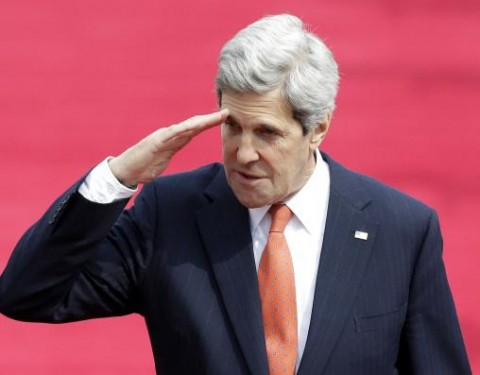 US Secretary of State John Kerry hopeful of Israel-Palestine deal