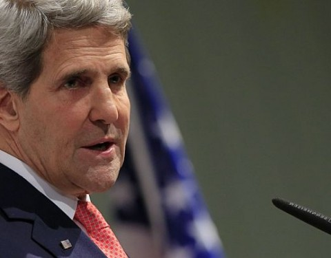 Kerry visits Israel amid reports of faltering Israeli-Palestinian talks