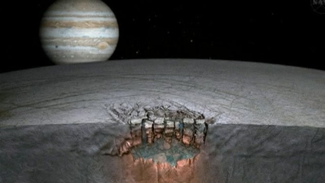 Jupiter's icy moon Europa harboring clay-like material