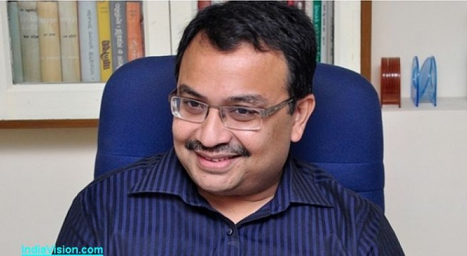 Congress MP Kunal Ghosh