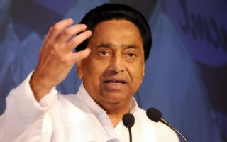 Kamal Nath appeals to SP to support Lokpal bill