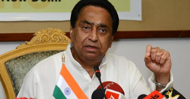 Passing Lokpal bill top priority for us: Kamal Nath