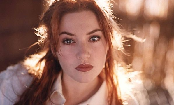 Actress Kate Winslet shares beauty products with daughter