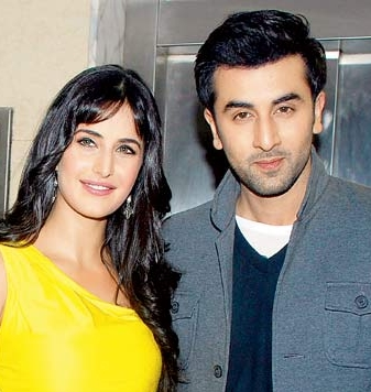Ranbir Kapoor and Katrina Kaif are back together !