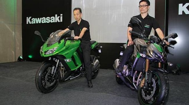 Kawasaki launches Z1000, Ninja 1000 in India