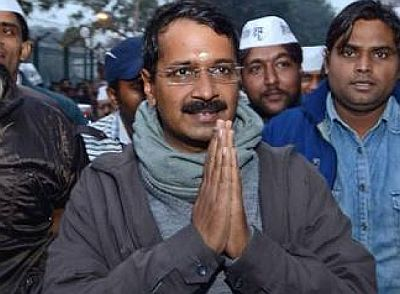 Kejriwal announces portfolios of ministers