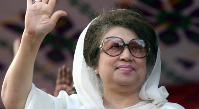 Bangladesh security forces lay siege around Khaleda Zia's residence