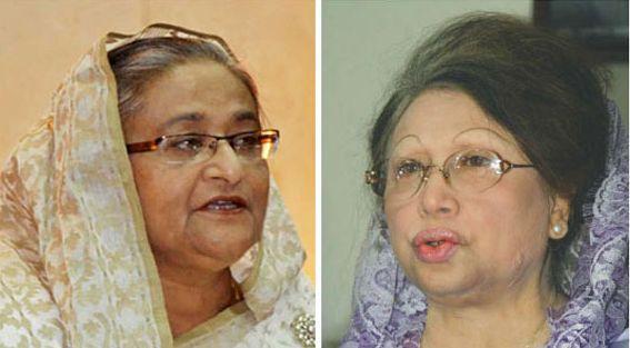 Khaleda Zia, Sheikh Hasina's parties must continue talks: UN