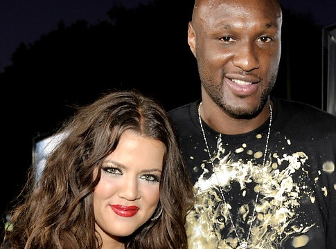 Khloe and Lamar Odom separately attend Jay Z's LA gig