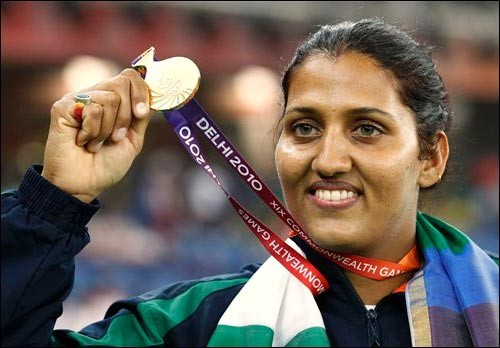 Champion discus thrower Krishna Poonia loses seat in Rajasthan elections