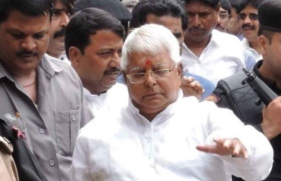 Lalu is free - after 76 days in jail