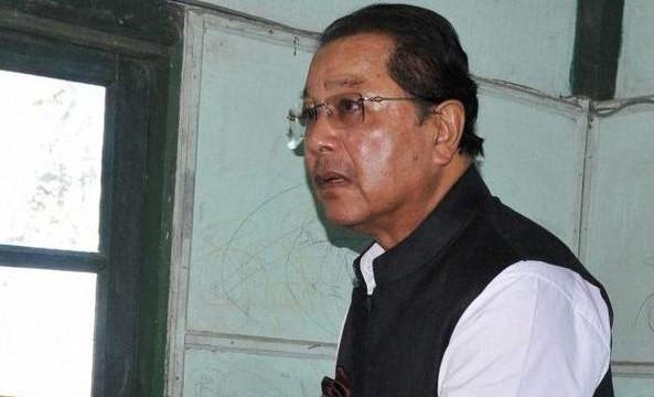 Lal Thanhawla sworn-in Mizoram CM