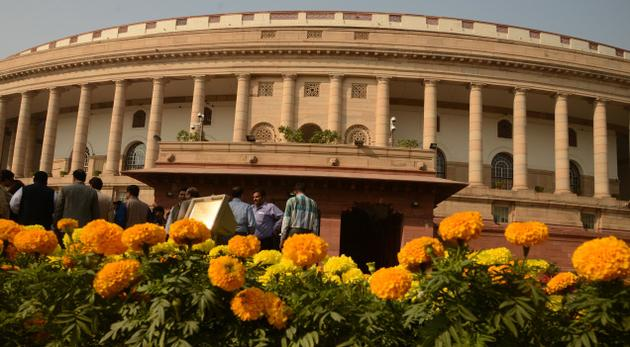 Lok Sabha has 22 bills to pass in winter session