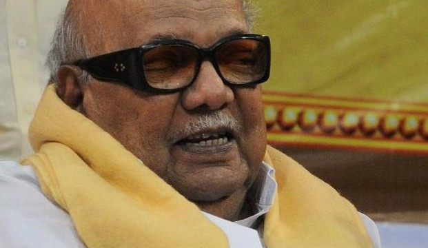 No alliance with Congress or BJP, says Karunanidhi