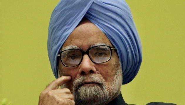 Prime Minister Manmohan Singh calls corruption a 'monster'
