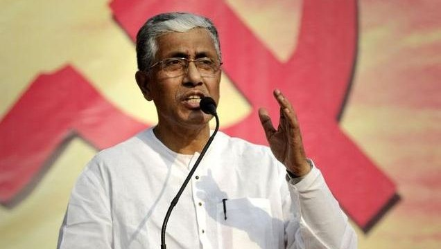 No question of dividing Tripura, says CM