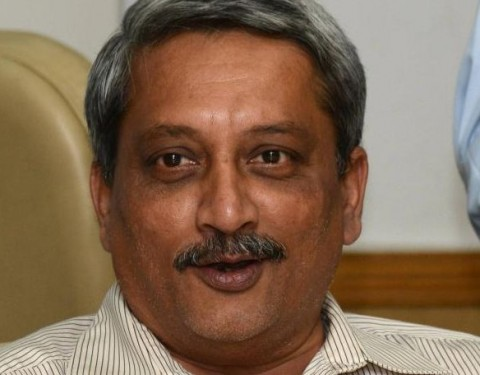 Parrikar likes to read in loo, be it even on Mahabharata