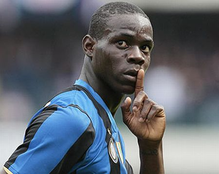 Balotelli aims to be top striker in World Cup