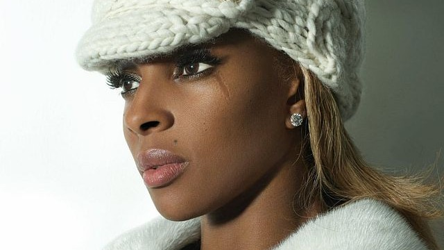 Mary J. Blige, the 'bad girl'!