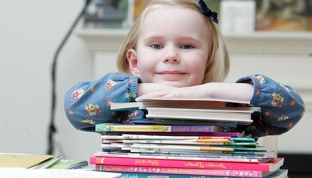 Meet the four-year-old genius who has same IQ as Albert Einstein