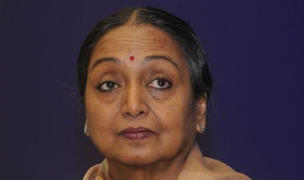 Law will run its course if Ganguly is guilty: Meira Kumar