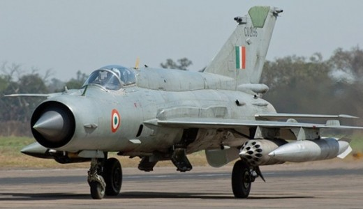 MiG-21 FL flies into air force history