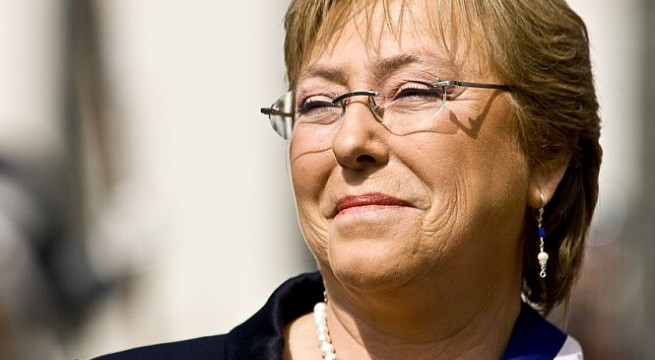 Michelle Bachelet wins Chile election in a landslide, plans reforms