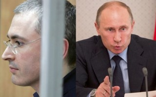 Putin pardons jailed tycoon Khodorkovsky