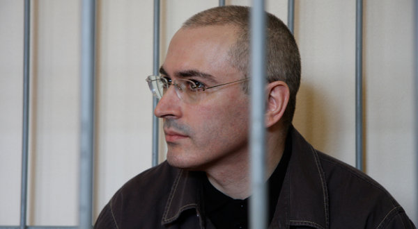 Former Russian oligarch set for release from jail