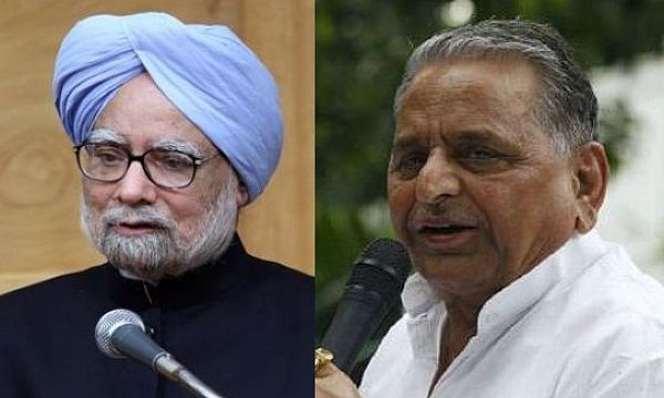 PM meets Mulayam over Lokpal bill
