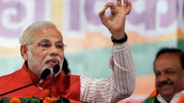 BJP under the leadership of Narendra Modi is expected to sweep Gujarat