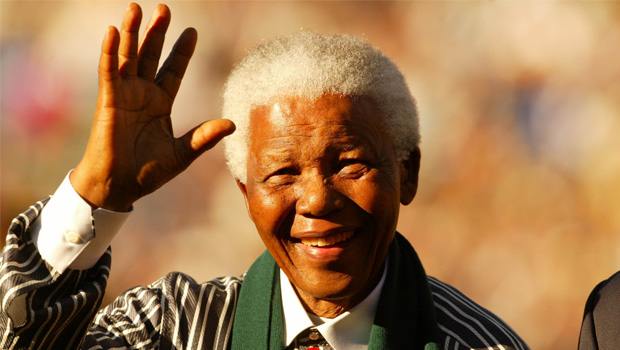 Nelson Mandela Former South African President dies at 95