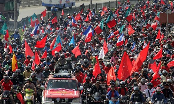 Nepal's Maoist party not to join government