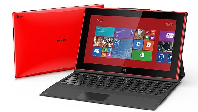 New Nokia Lumia 2520 tablet ad claims Apple iPad not suitable for outdoors
