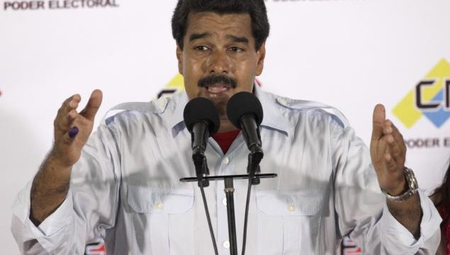 Venezuelan President faces first electoral test