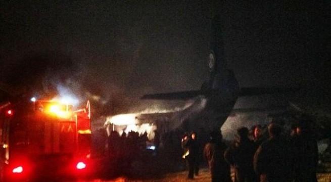 9 dead in Russian cargo plane crash
