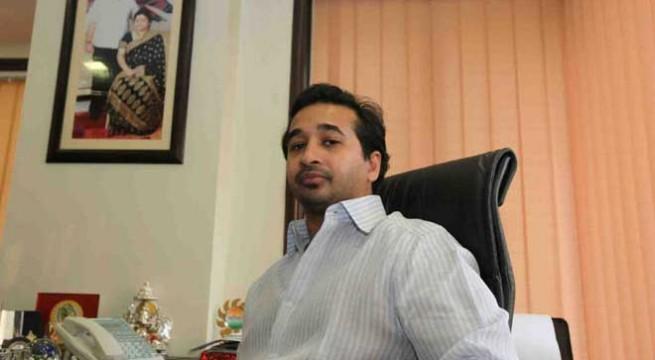 Nitesh Rane caused Rs.15 lakh damage: Goa minister